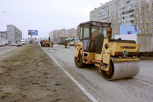 85 процентов дорог столицы нуждаются в ремонте