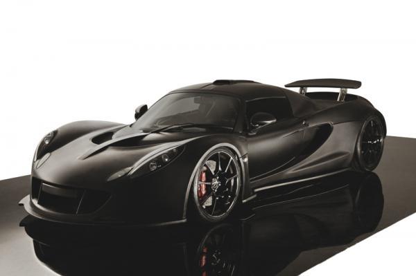 Hennessey Venom GT: слияние Lotus Elise и Corvette