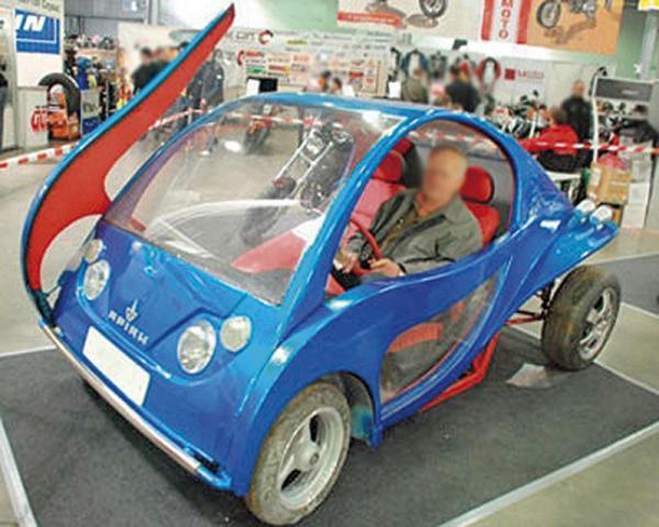 Новый автомобиль за две тысячи долларов  скоро появится в Украине