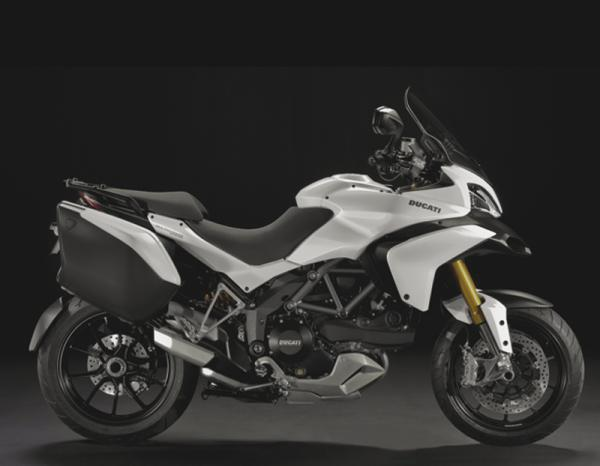 Ducati Multistrada 1200:  украинская премьера  первого  мотоцикла-трансформера
