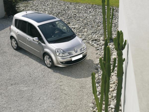 Renault Grand Modus: удлиненная версия