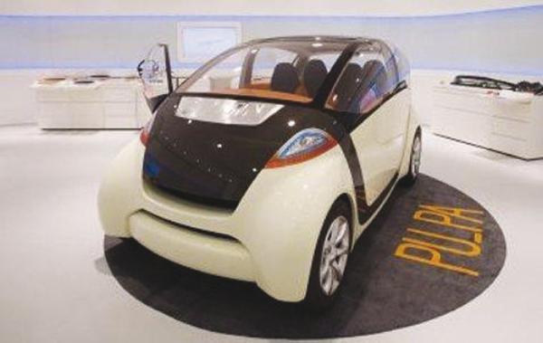 Teijin PU_PA – автомобиль за 865 тыс. долларов