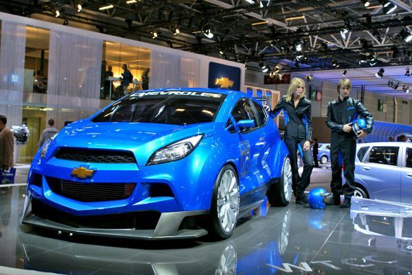 Chevrolet увеличило продажи
