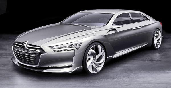 Citroen Metropolis Concept: заявка на премиум-класс