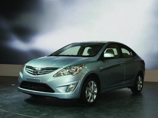 Hyundai Accent: младший брат Sonata