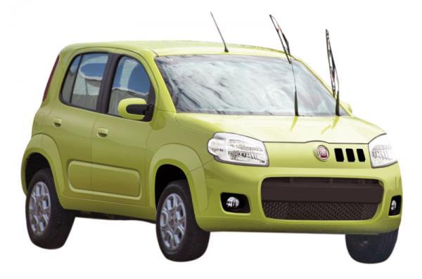 Fiat представит новый Uno
