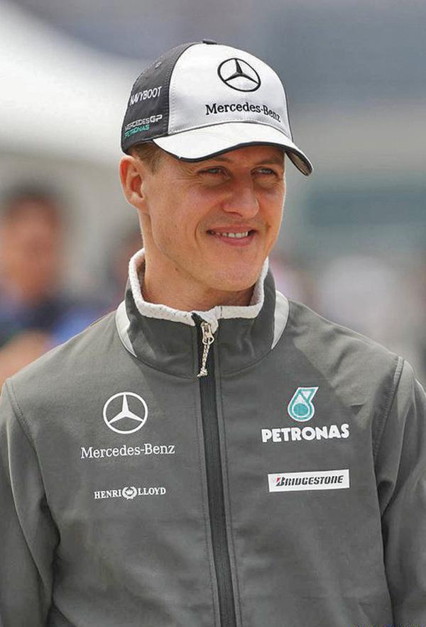 F1: На Шумахере уже ставят крест