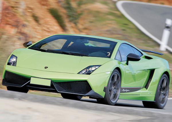 Lamborghini Gallardo LP560-4 нашел украинского покупателя