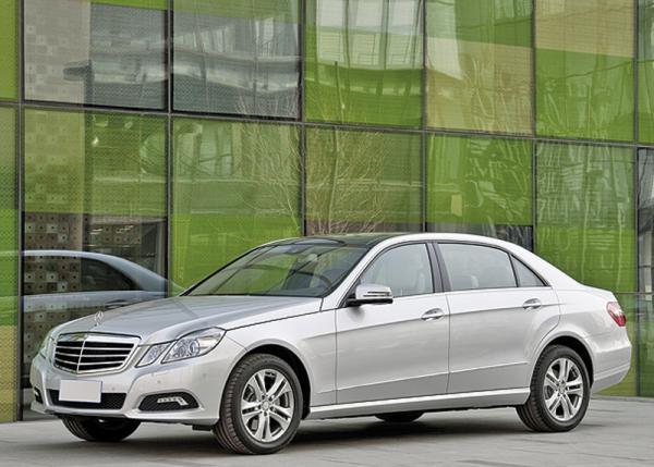 Mercedes-Benz E-Class: удлиненный