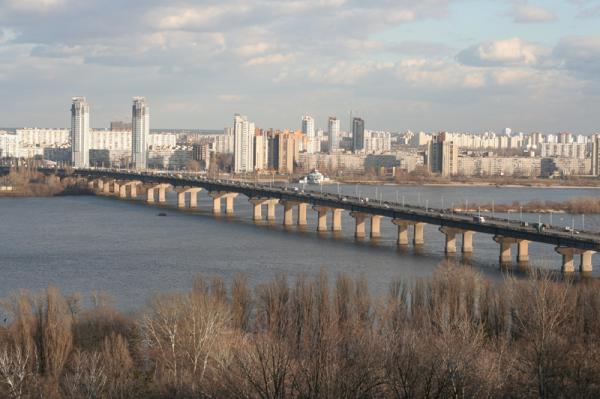 Мост Патона ожидает капитальный ремонт