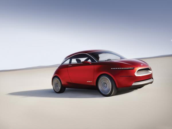Ford Start Concept: городской микроавтомобиль
