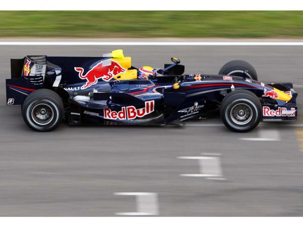 Пилоты Red Bull продолжают доминировать в квалификациях