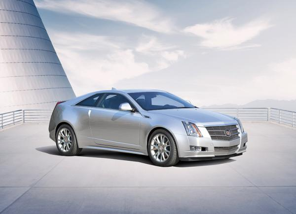 Cadillac CTS Coupe: наследник знаменитого Eldorado