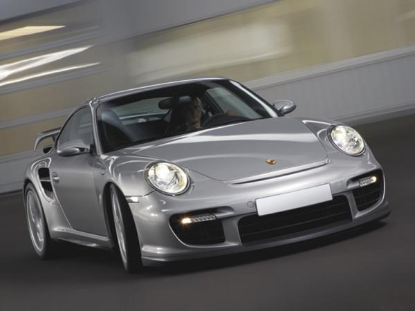 Porsche 911 GT2 RS получит 620-сильный мотор