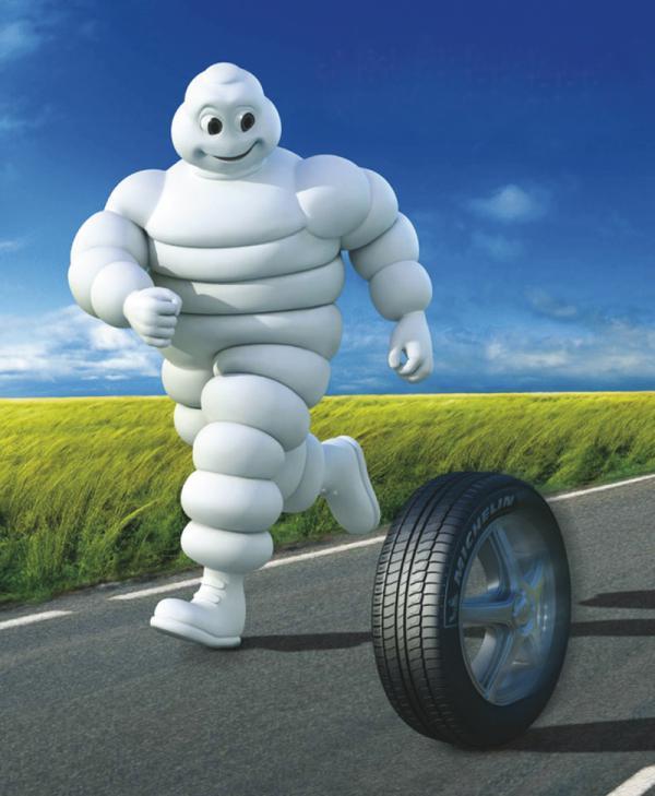 Michelin увеличила продажи шин на 12,2 процента