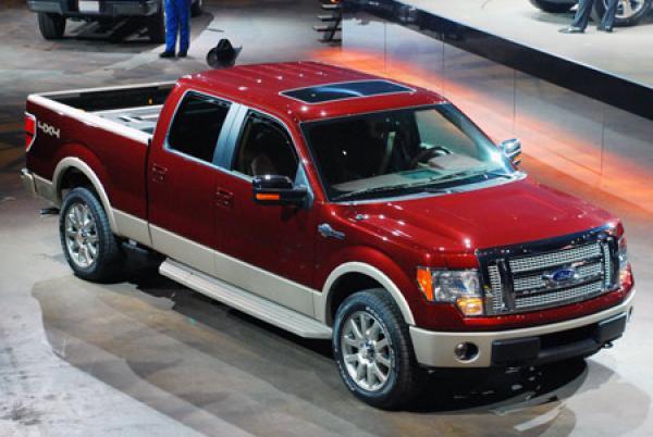 В США продажи автомобилей увеличились на 20 процентов