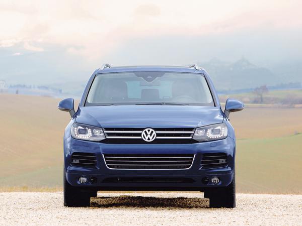 Volkswagen Touareg: второе пришествие