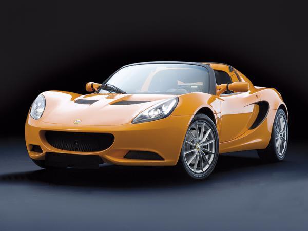 Lotus Elise: экологически сознательный спортсмен