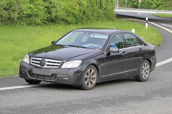 Mercedes-Benz C-Class обновят