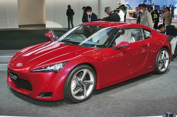 Toyota скоро пополнит свой модельный ряд новой моделью