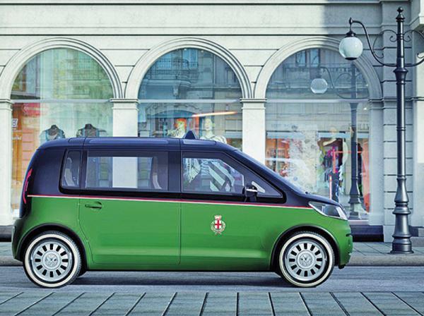 В Германии к 2020 году будет миллион электромобилей
