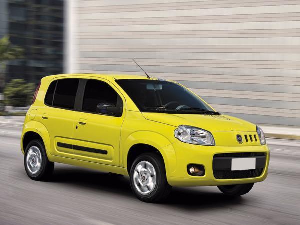 Fiat Uno: возвращение