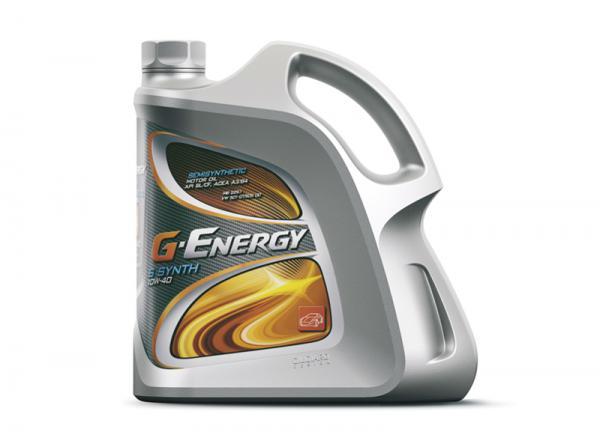 G-Energy: новый бренд масел