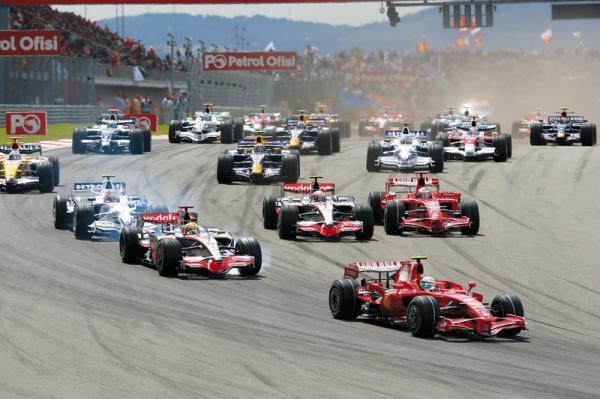 """F1: """"Формула-1"""" возвращается в США"""