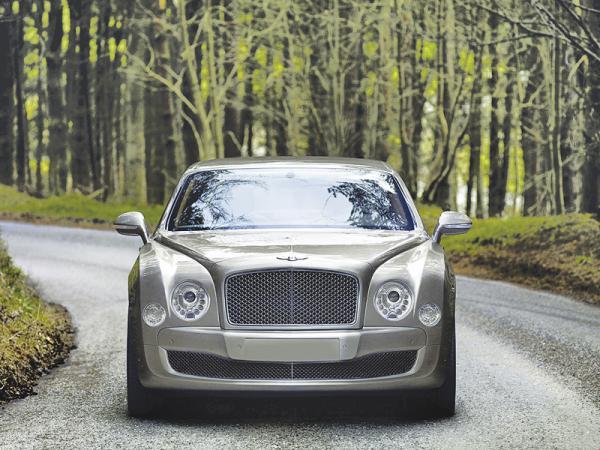 Bentley Mulsanne: британская классика современного покроя