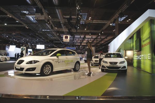 """SEAT Ibiza ECOMOTIVE: мировая премьера третьего поколения """"зеленой"""" версии"""