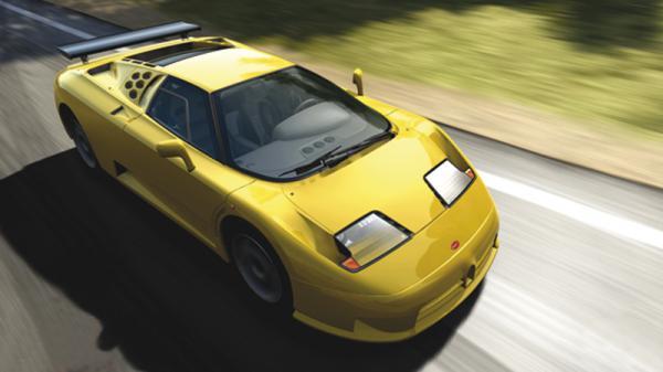 Bugatti EB Михаэля Шумахера выставлен на аукцион