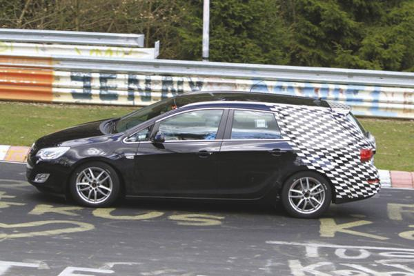 Opel Astra: два новых варианта