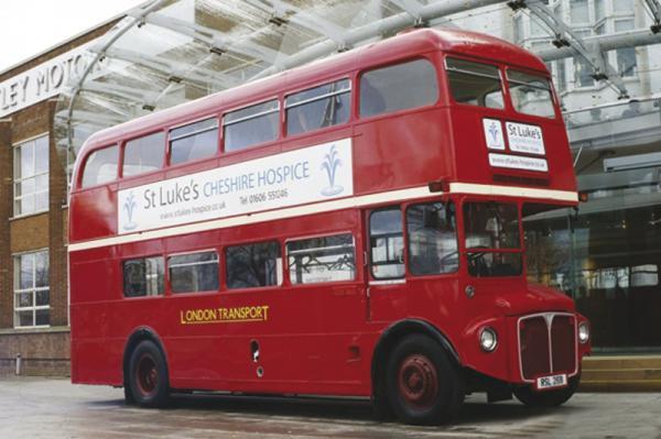 Лондон меняет облик своих двухэтажных автобусов