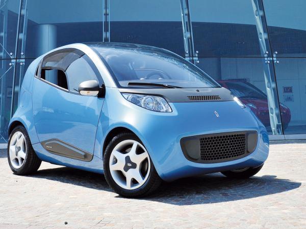 Pininfarina Nido EV: концептуальный электромобиль