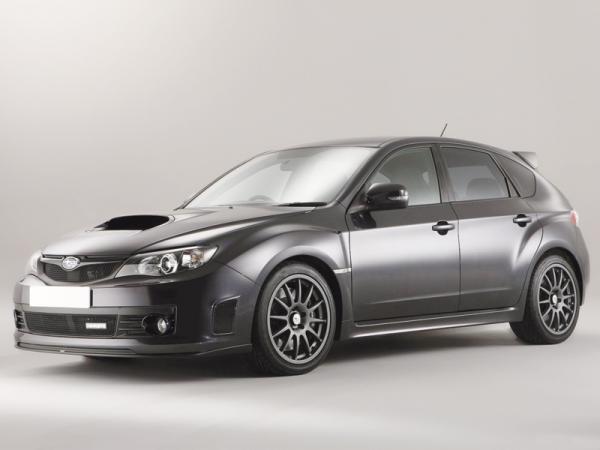 Subaru Impreza STI Cosworth CS400: японский спортсмен британского покроя