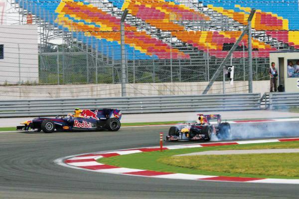 F1: Британцы не сдаются