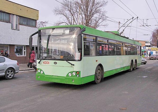 """Корпорация """"Богдан"""" в Европе начала производство троллейбусов"""