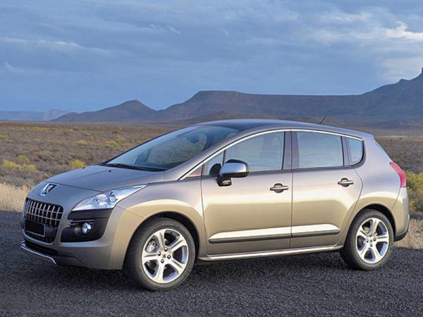 Peugeot 3008 будет стоить в Украине 23 000 у.е.