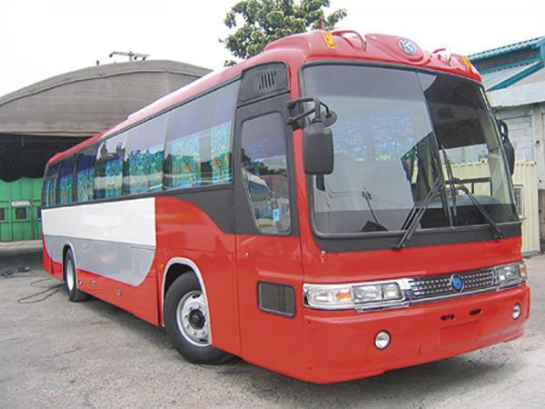 Пассажирским автобусам запрещено ездить ночью