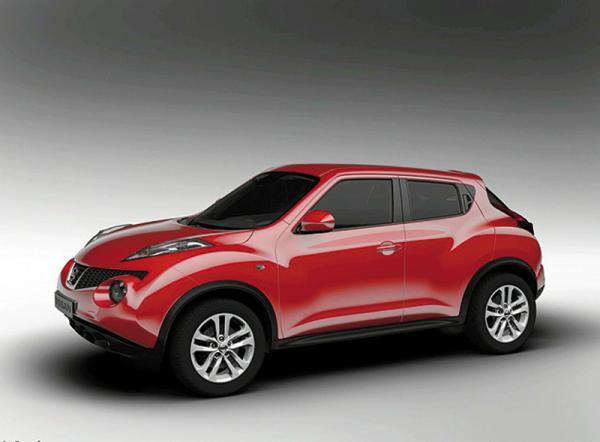 На Nissan Juke назвали европейскую цену