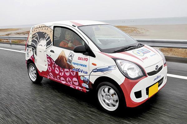 Mira EV установил новый мировой рекорд