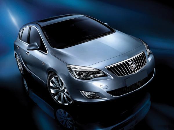 Хромированная радиаторная решетка – отличительная черта современных Buick