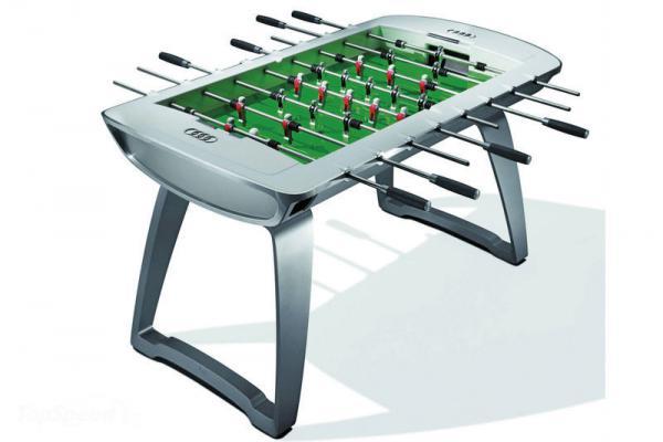 Дизайнеры Audi создали футбольный стол