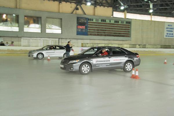 Bridgestone презентовал в Украине новые шины