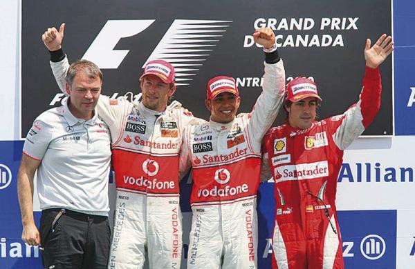 F1: McLaren возвращается