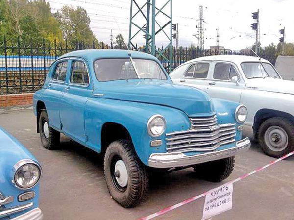 Во Львове прошел фестиваль ретроавтомобилей