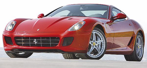 Ferrari 599 GTB Fiorano станет купе-кабриолетом
