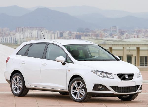 SEAT Ibiza ST: универсал с южным нравом