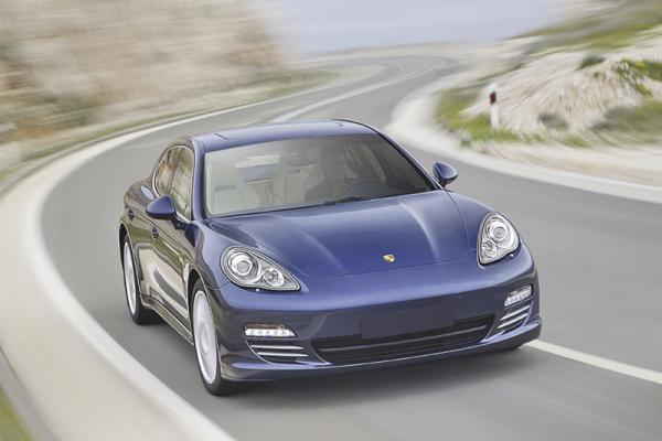 Porsche Panamera Gran Turismo  обновили