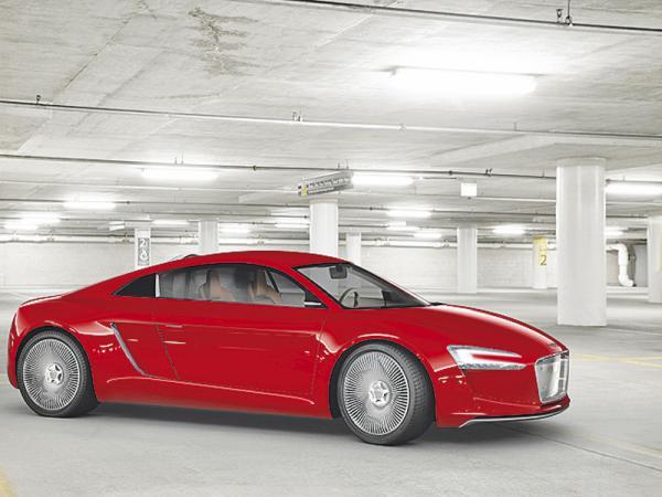 Audi поделилась планами